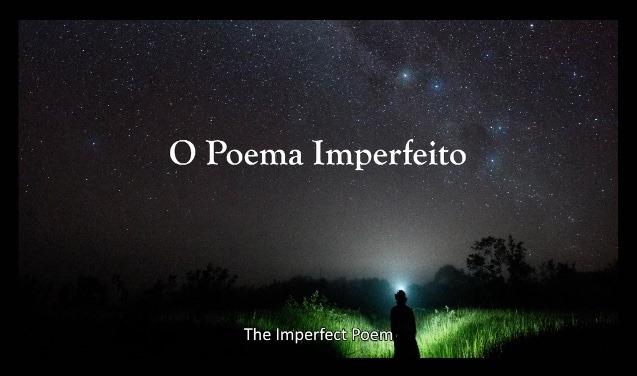 """O documentário """"O Poema Imperfeito"""" ganha prêmio!!!!"""